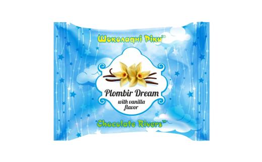Пломбир Мечта со вкусом ванили (флоу-пак)