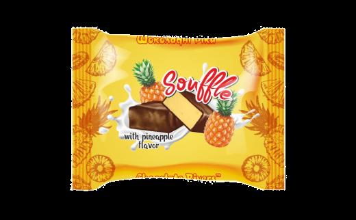 Суфле ананаса (флоу-пак)